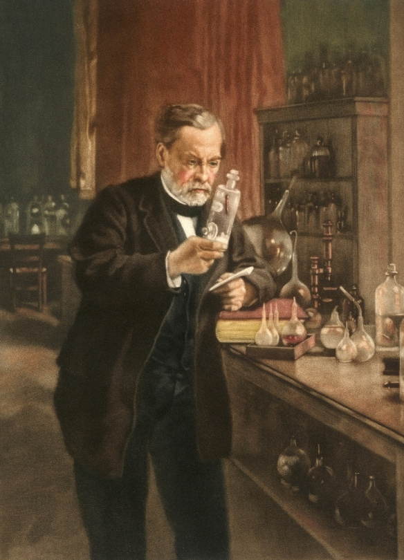 Populaire Louis Pasteur Collection SH48